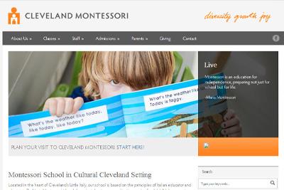 cleveland montessori